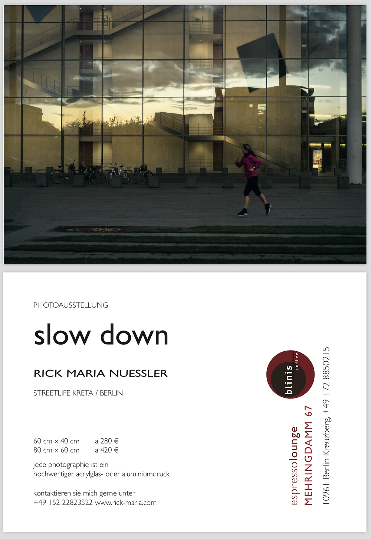 Photoausstellung Rick Maria Nuessler