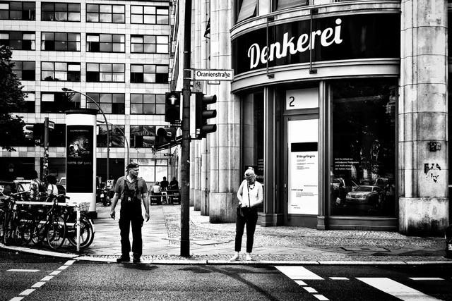 Photographie Berlinimpressionen Rick Maria Nuessler