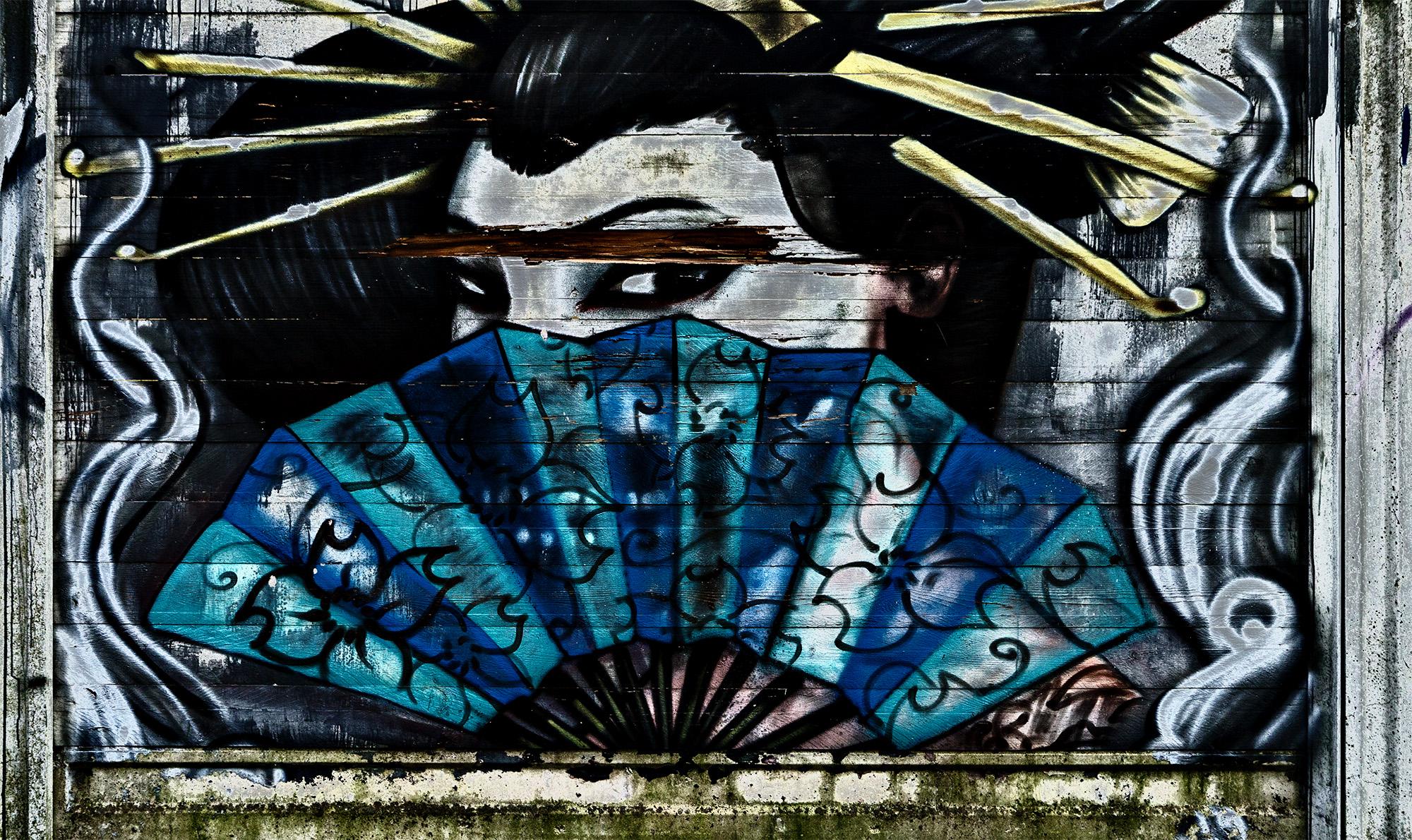 streetart, das Geheimnis...