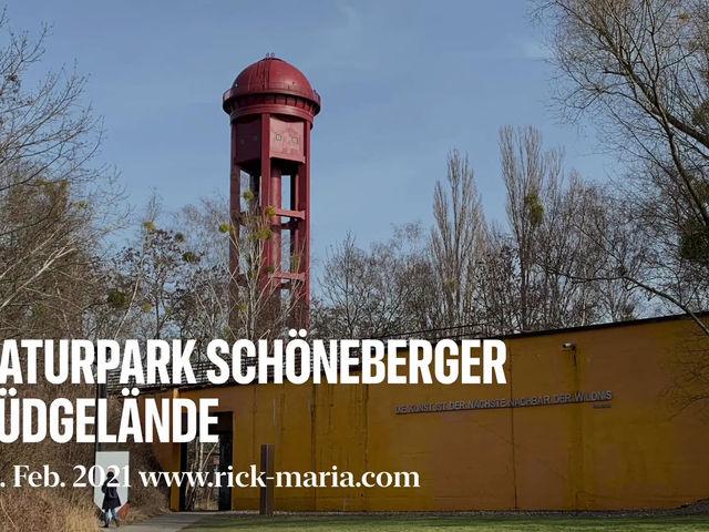 Der Naturpark Schöneberger Südgelände
