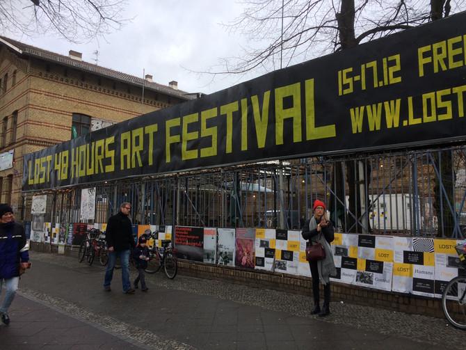 Lost Berlin - ein 48 Stunden Festival der besonderen ART