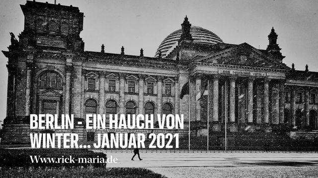 Berlin - ein Hauch von Winter