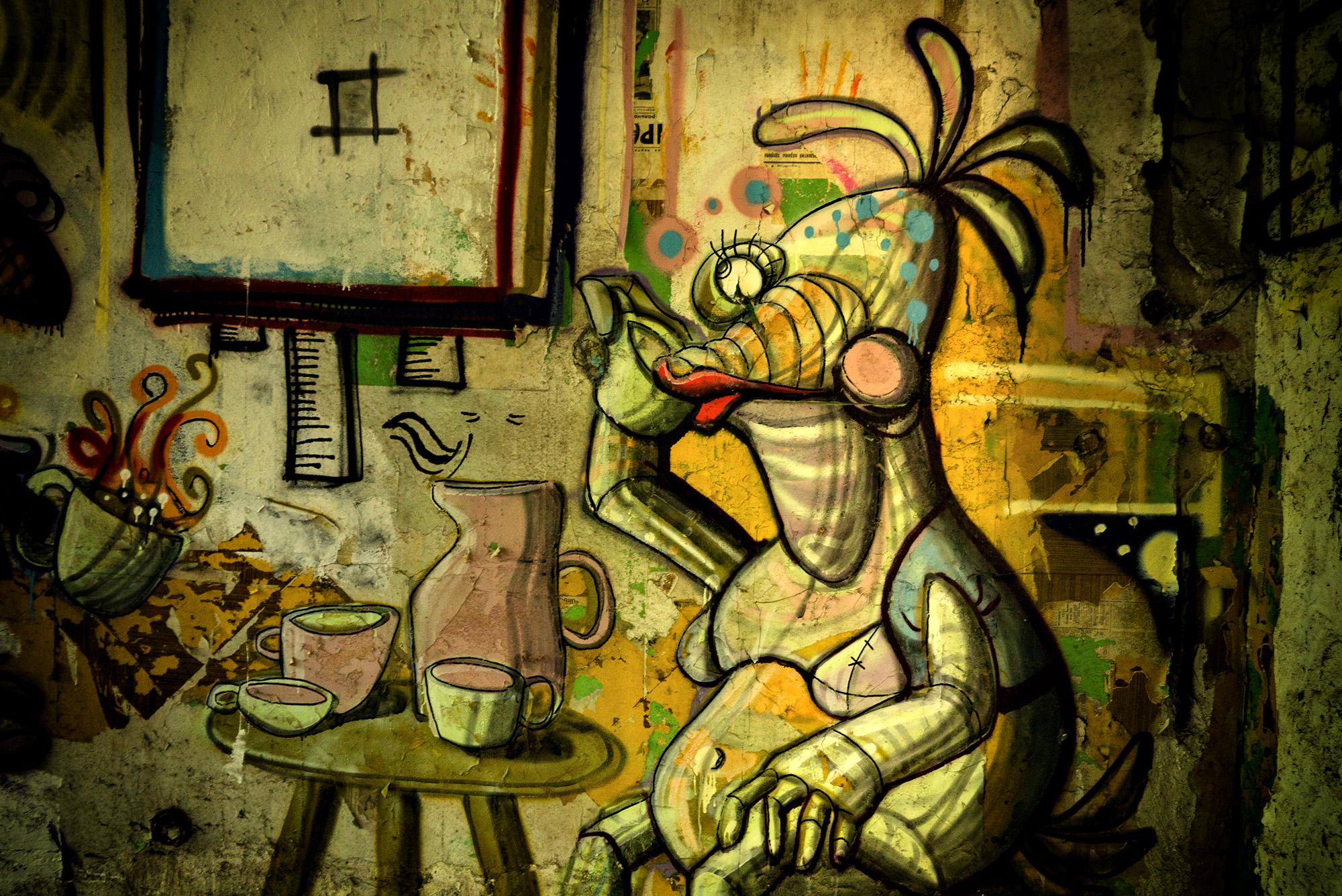 streetart - die Welt der Anderen...