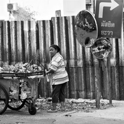Bangkok streetlife