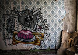 streetart Götterspeise...