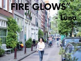 Where Energy Goes, Fire Glows