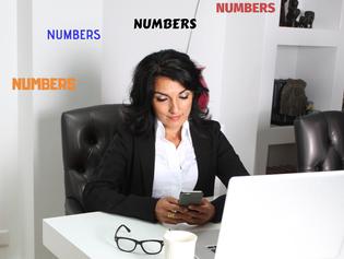 Numbers numbers numbers...