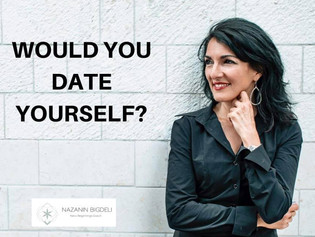 Would you date yourself?