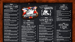 menus.