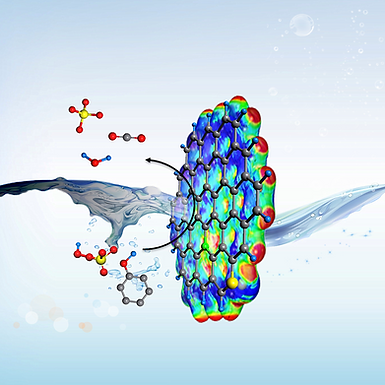 Sulfur and Nitrogen Co-Doped Graphene for Metal-Free Catalytic Oxidation Reactions