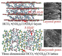 Heteroatom (N or N-S)-Doping Induced Layered and Honeycomb Microstructures of Porous Carbons for CO2 Capture and Energy Applications