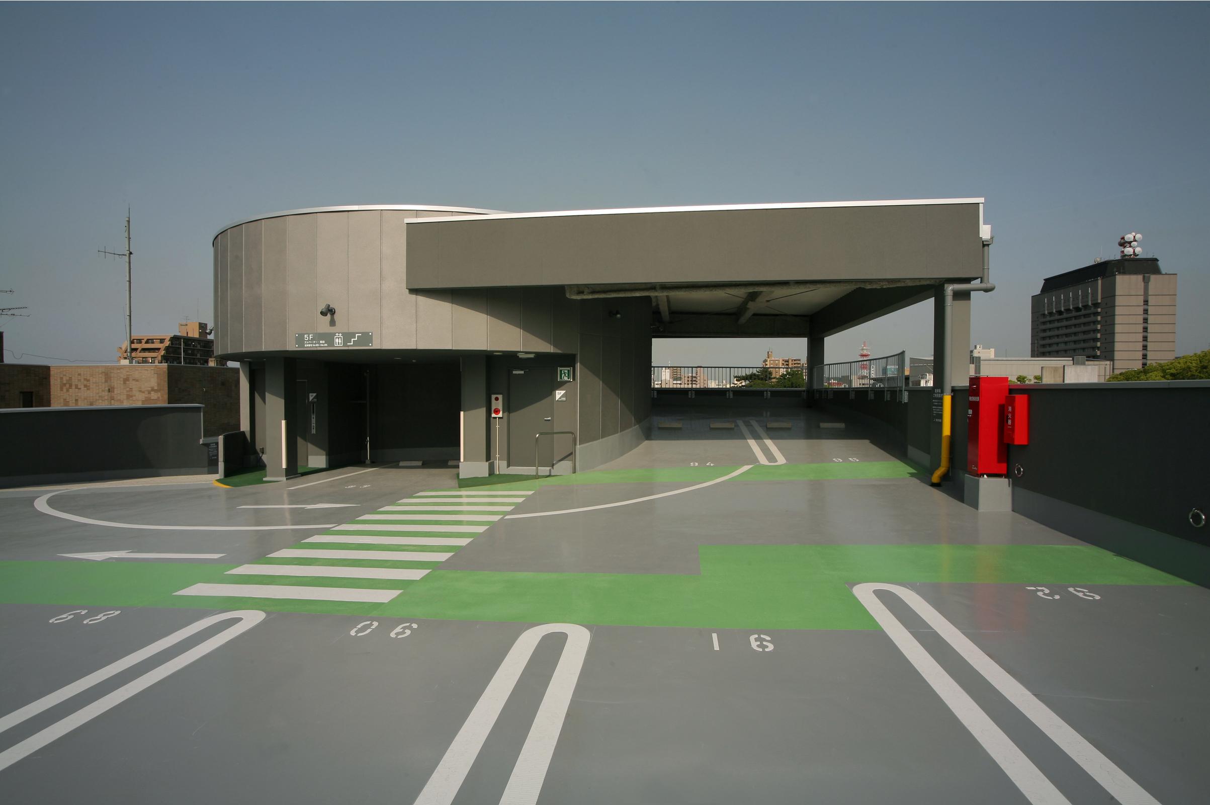 5階普通駐車