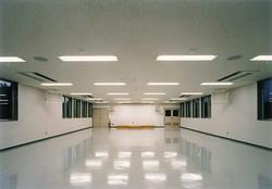 大分県特殊技能教育センター 2階大教室