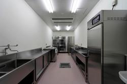 肉・魚 下処理室