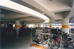 府内アクアパーク駐輪場