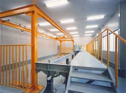 大分県特殊技能教育センター シミュレーター実習室3