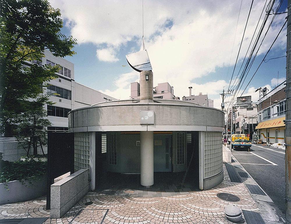 府内アクアパーク公衆WC(当時)