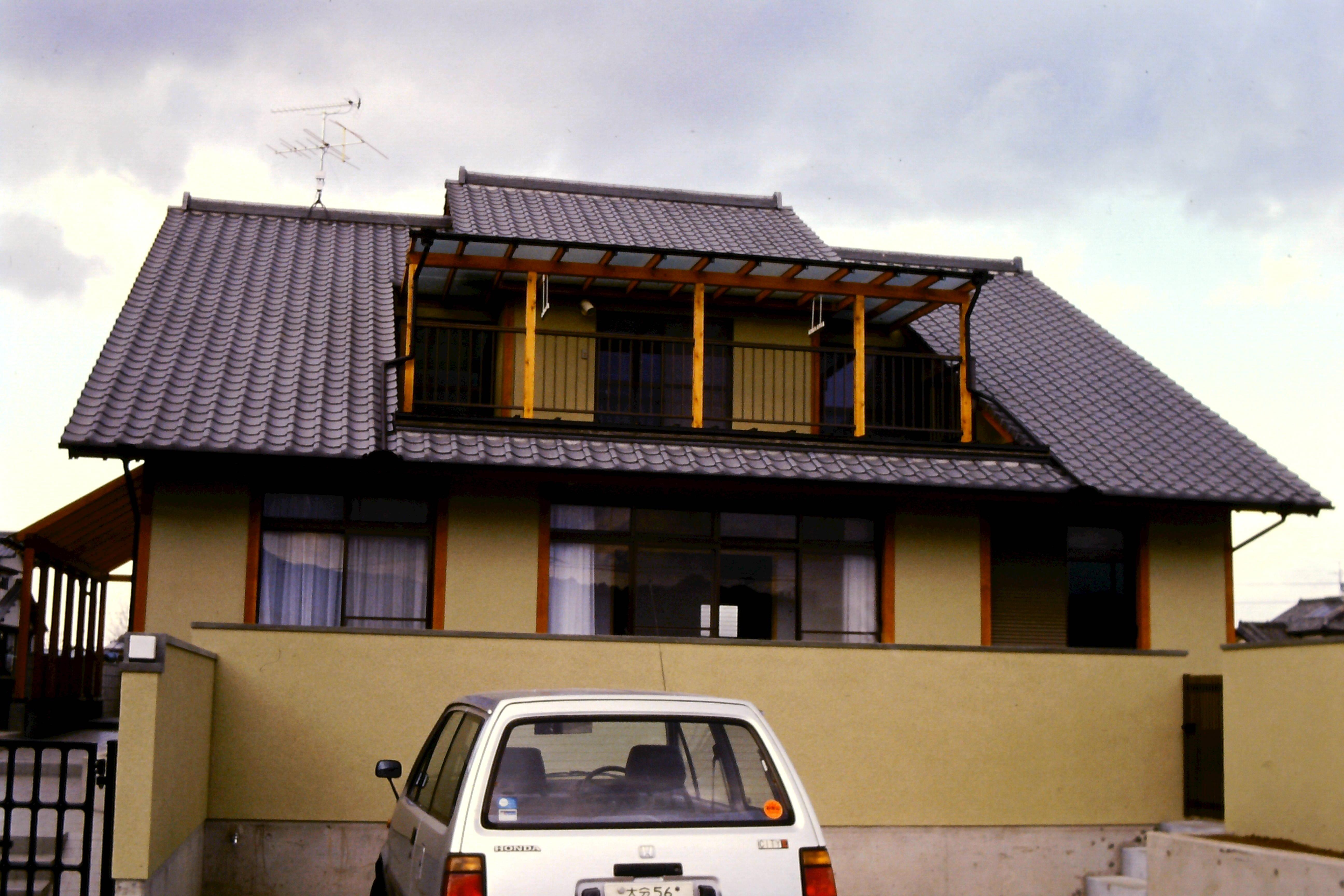 坂ノ市の家