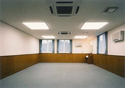 大分県特殊技能教育センター 2階理事長室