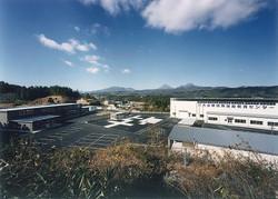 大分県特殊技能教育センター 全体鳥瞰