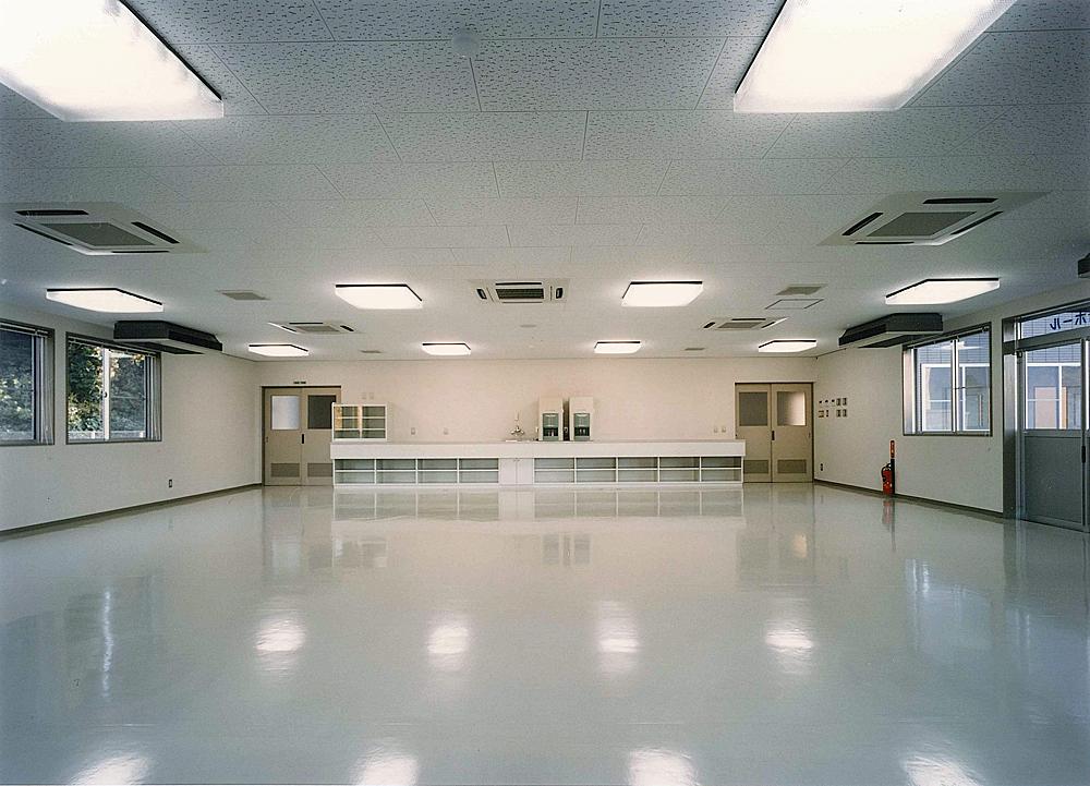大分県特殊技能教育センター 1階受講者ホール