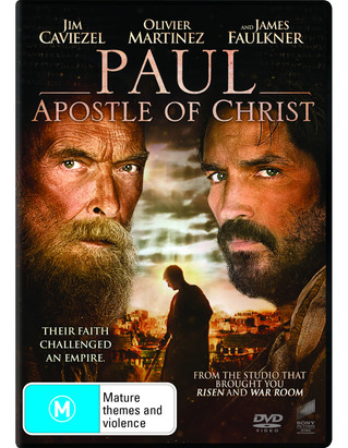 Paul, Apostle of Christ DVD Giveaway