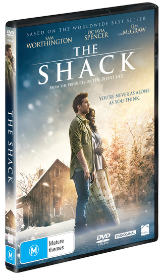 The Shack DVD Giveaway
