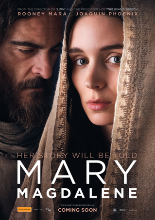 Win a Double Pass to Mary Magdalene