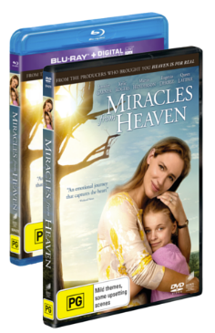 Out Now: Miracles from Heaven