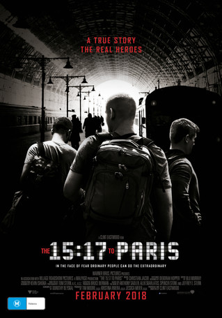 THE 15:17 TO PARIS - Double Pass Giveaway