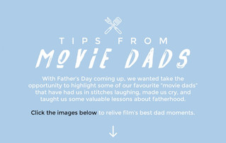 """Best """"dad"""" moments on film..."""