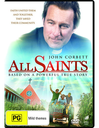 All Saints DVD Giveaway