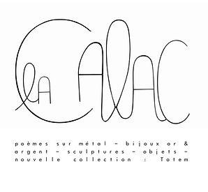 La Calac - créations métal Bijoux et décors