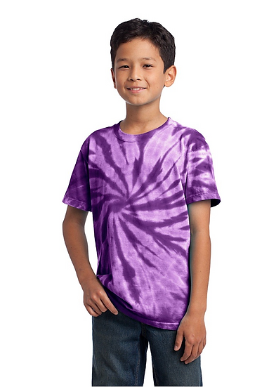 T-Shirt Youth Tie-Dye