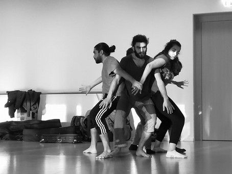 INTENSIVE DANCE WORKSHOP: RETROACTIVE SCORES (recognition of the body document) from APRIL 19 @ 9:00