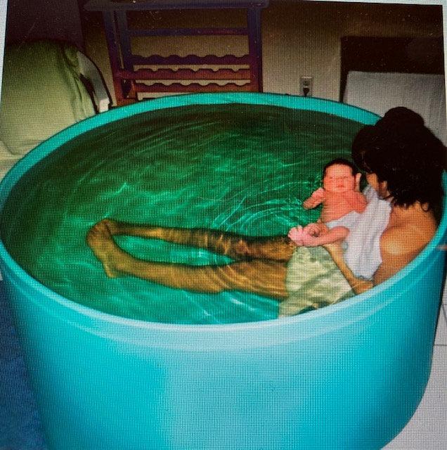 AquaDoula Birth Tub Rental