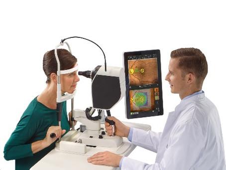 NAVILAS-Lasertherapie der Netzhaut