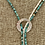 "Thumbnail: ""Threads""  Necklace."