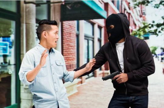 Comment se remettre d'une agression par David Masset