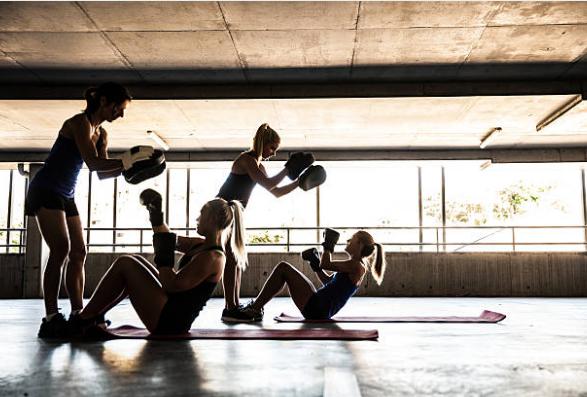 La préparation physique pour les sports de combat avec David Masset