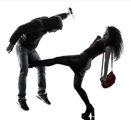 Apprendre à immobilier un agresseur avec une seule frappe bien placée par David Masset