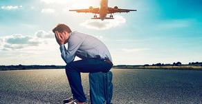 Comment surmonter ta peur de l'avion?