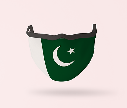 Pakistan mask