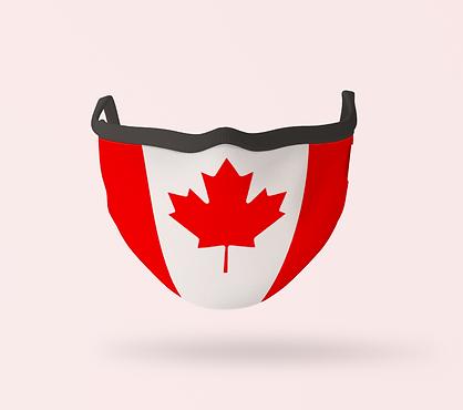 Canada Mask