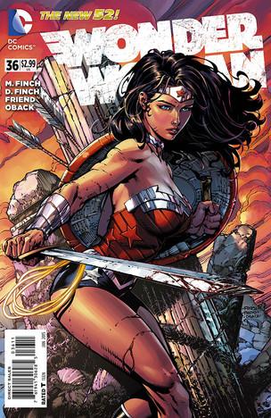Wonder Woman: A New Era Begins