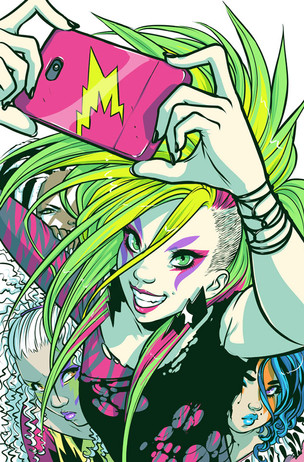 Jem Creative Team: 'Kimber and Stormer Are Gay'