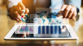 businessman-analyzing-financial-fund-wit