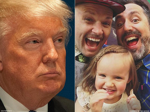 Shock and Horror: My Daughter Likes Trump