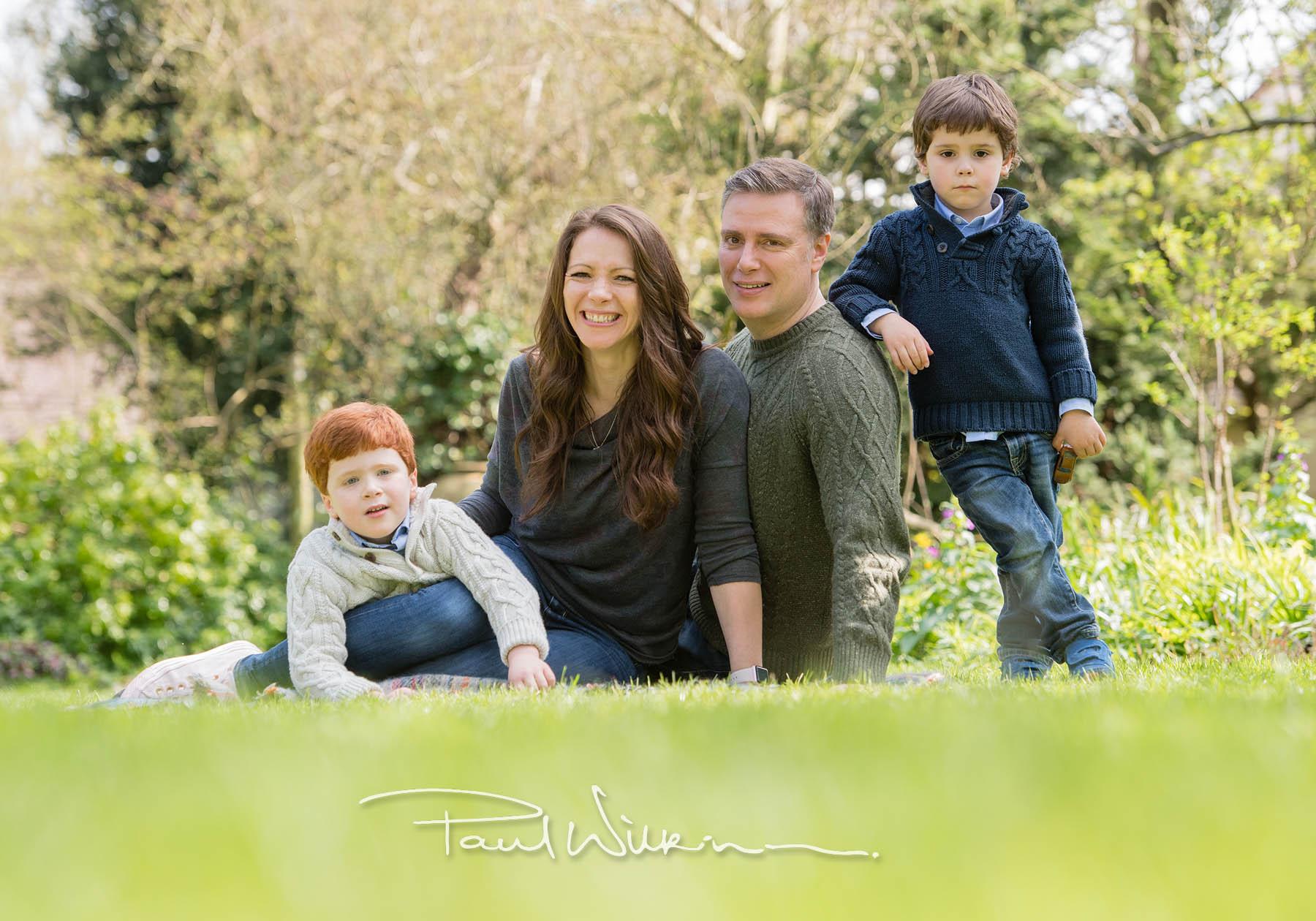 Family Photoshoot Clothing Ideas