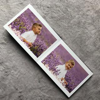 Rachel Thornhill Mayfield Lavender Deluxe Storybook Album